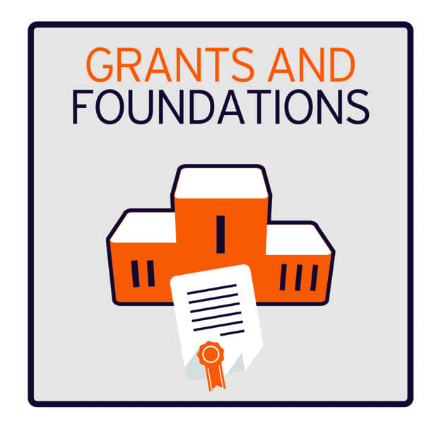 Grants and foundations