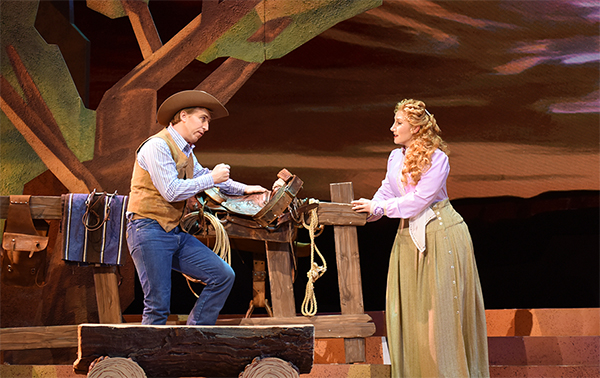 Arizona Opera's 'Riders of the Purple Sage'