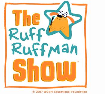The Ruff Ruffman Show logo