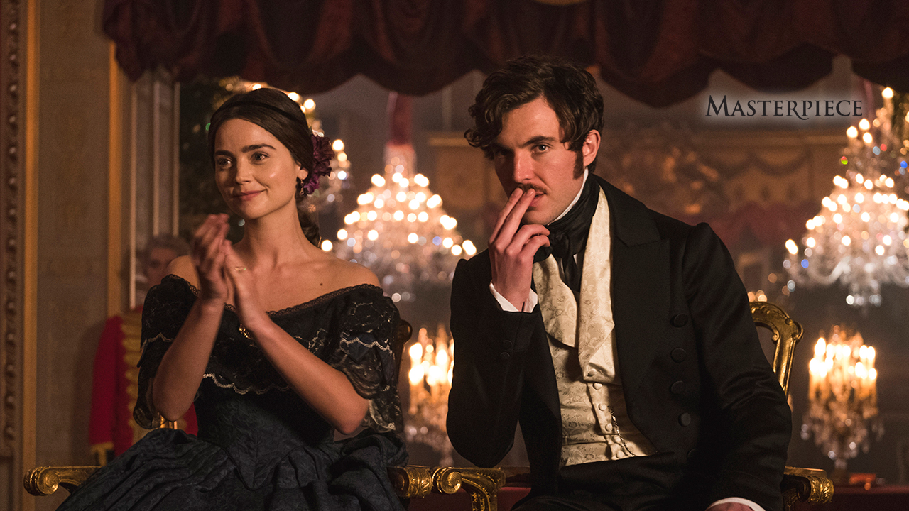 Victoria Season 2 on Masterpiece begins Sunday Jan. 14 at 8 p.m.