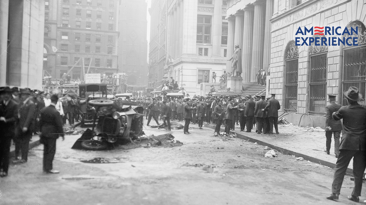 Bombing of Wall Street: American Experience