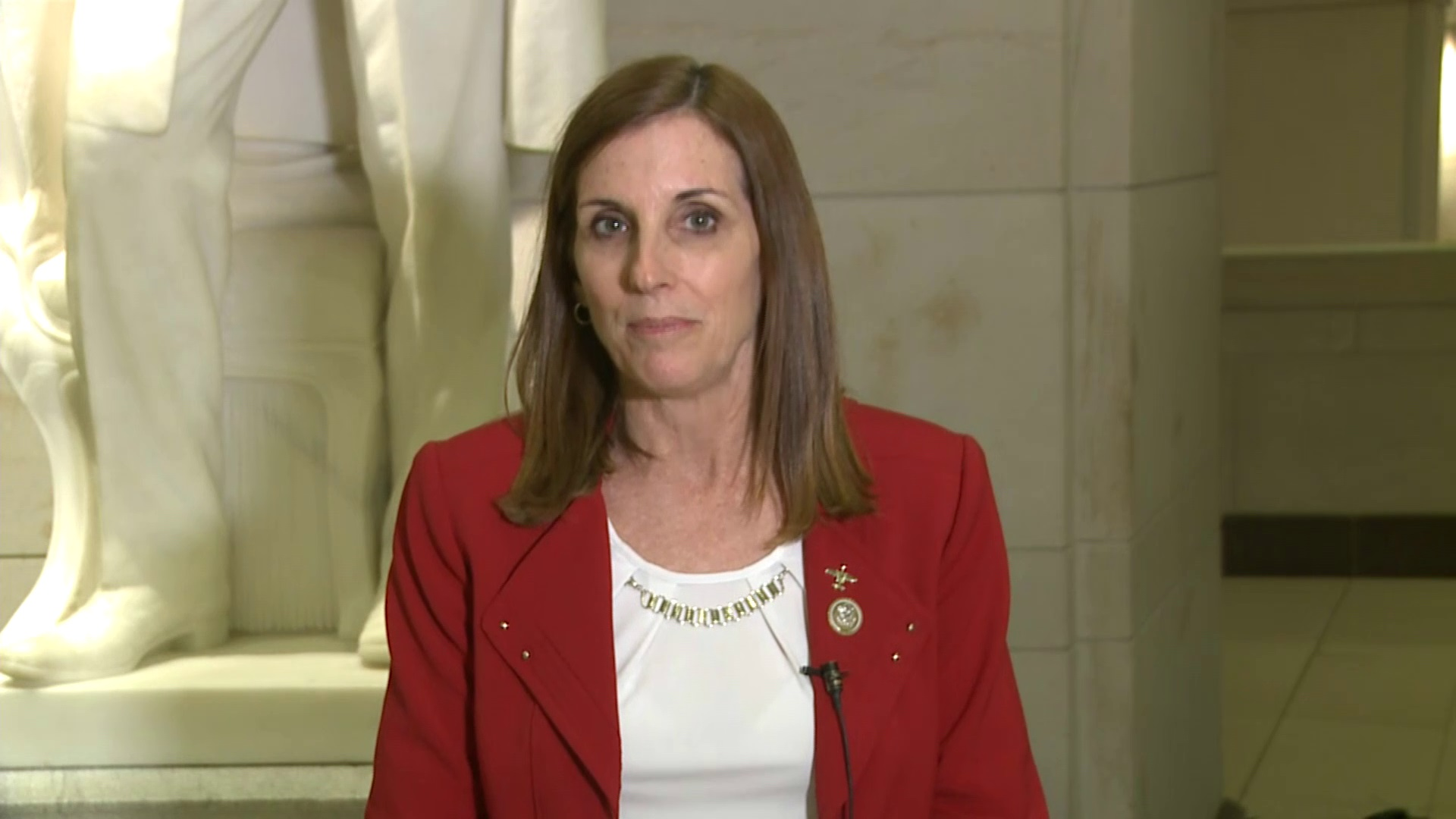 Republican Rep Martha McSally of Arizona could play a key role in preventing a Democratic takeover of the Senate in November But she has taken tens of