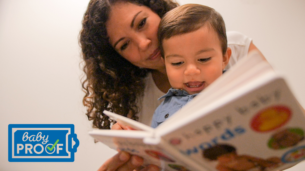 Reading with your child helps build important life skills
