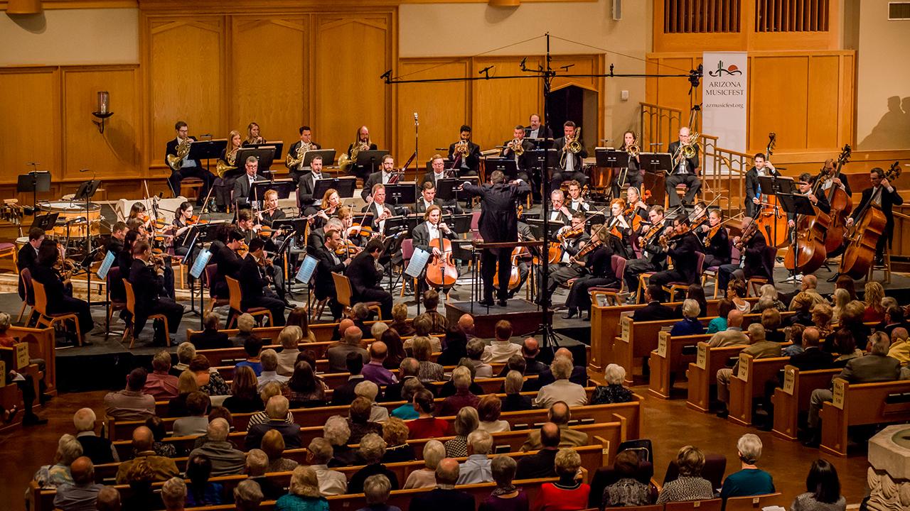 Arizona Musicfest Festival Orchestra