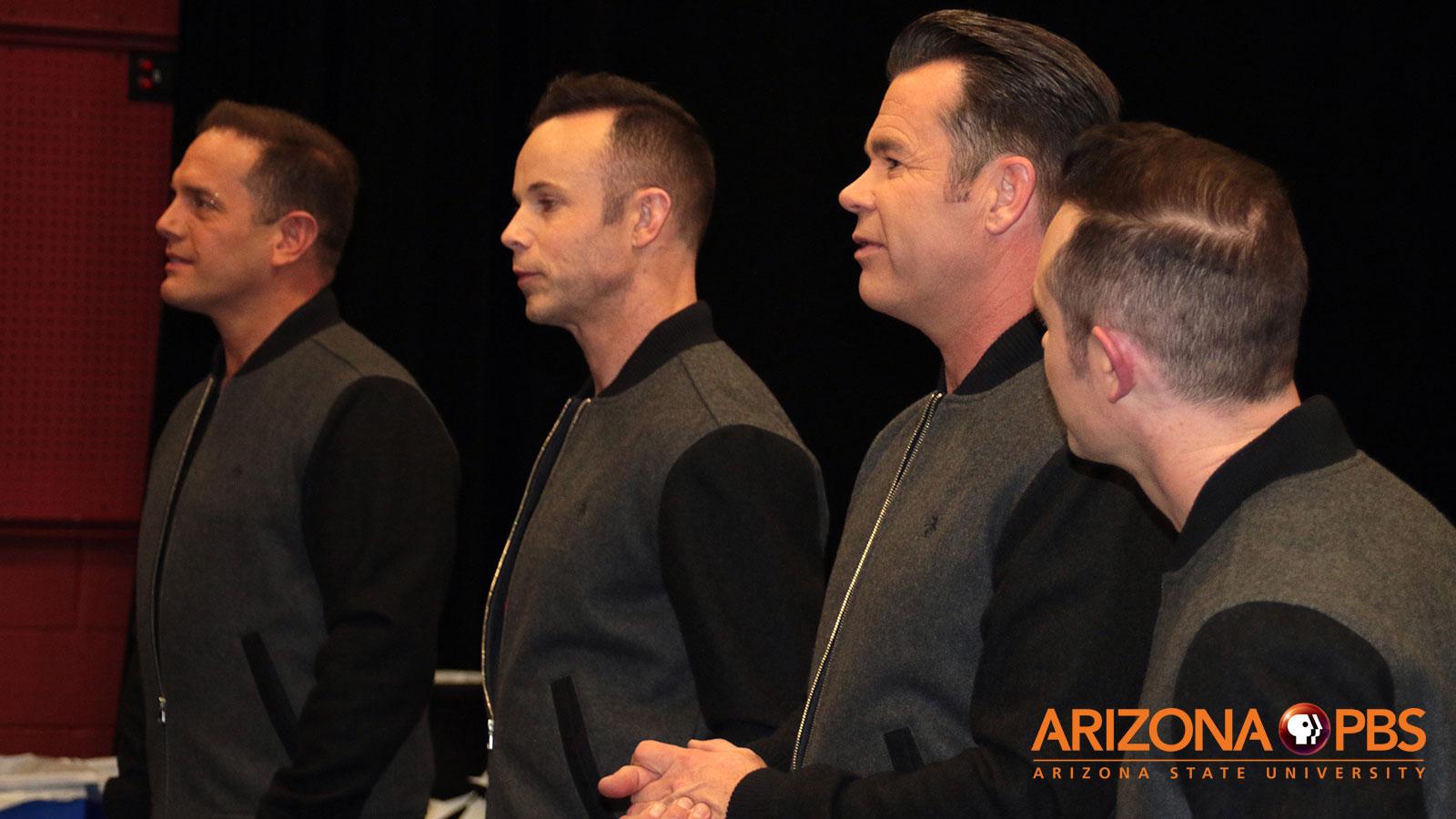 Meet and greet arizona pbs human nature 2018 performance vip meet greet kristyandbryce Choice Image