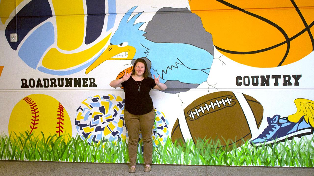 Arizona's 2017-18 PBS Digital Innovator, Amber Akapnitis