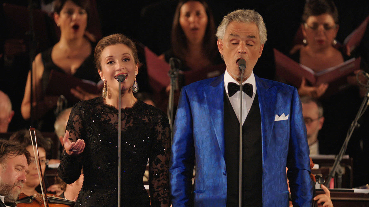 Andrea Bocelli – Landmarks Live in Concert: A Great Performances Special