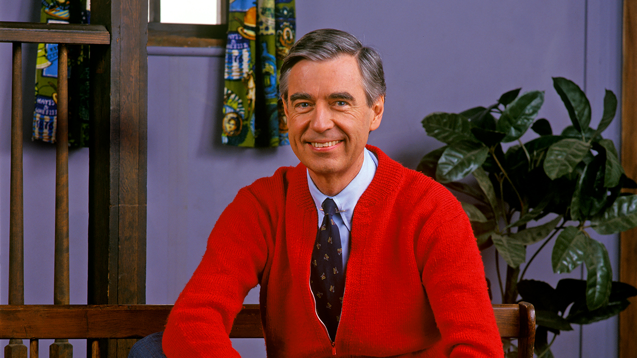 Mister Rogers: It's You I Like