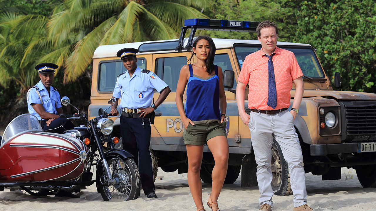 Death in Paradise season 7 cast