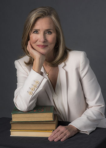 Meredith Vieira, host of The Great American Read