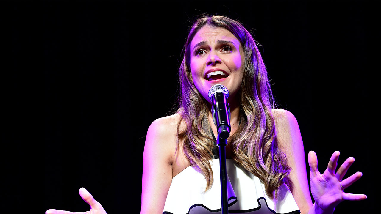 Live from Lincoln Center Presents Stars in Concert: Sutton Foster
