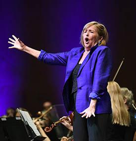 Frederica von Stade performs with Arizona Opera