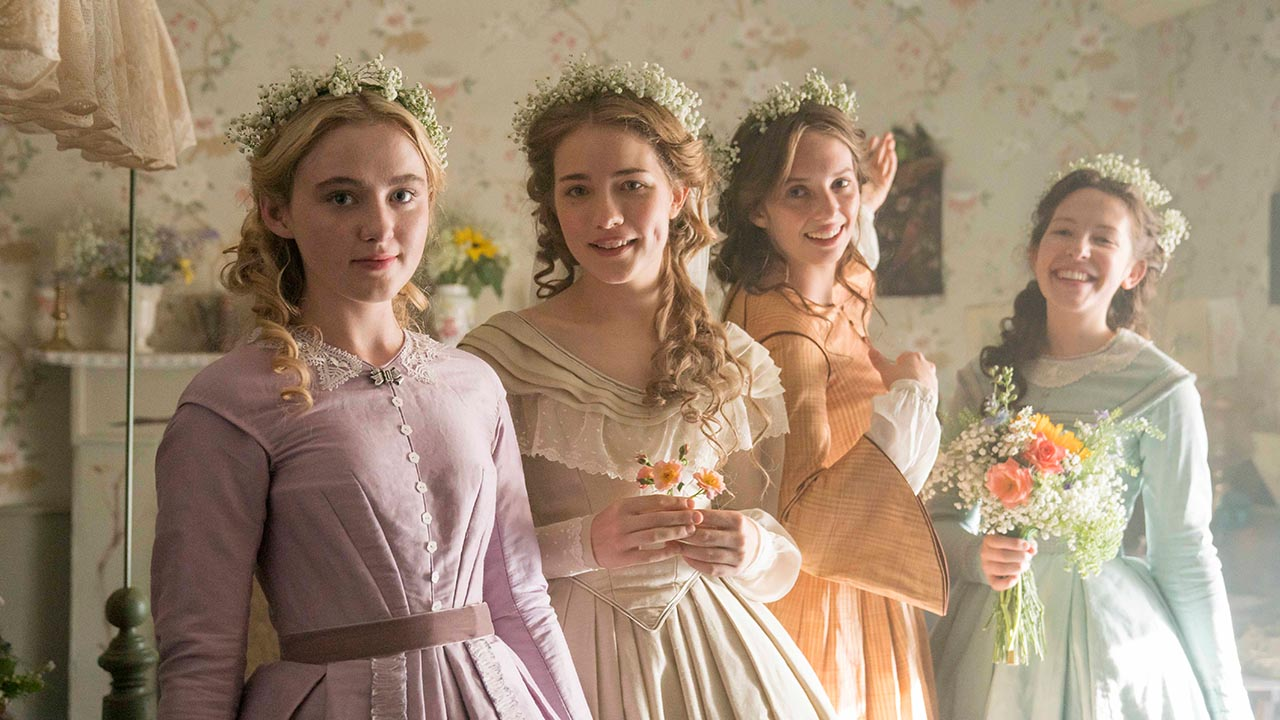 Little Women on Masterpiece