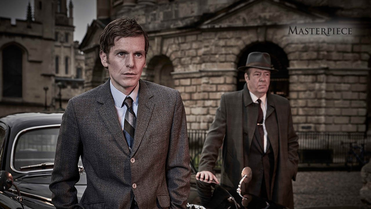 Endeavour Season 5 on Masterpiece