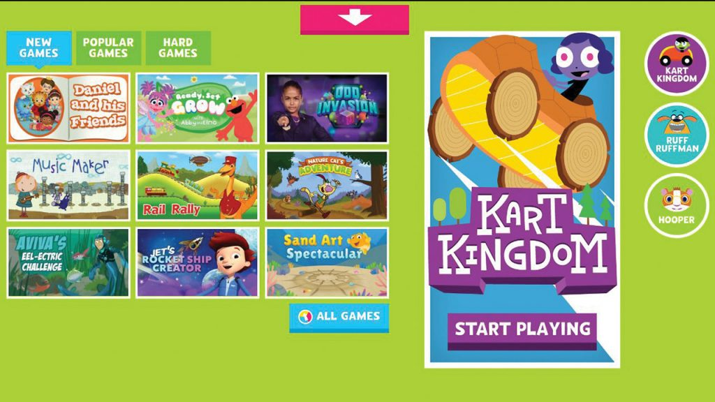 A quick guide to PBS KIDS online resources   Arizona PBS