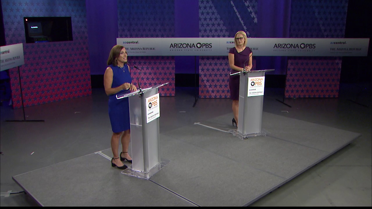 Arizona Debates 2018 | Arizona PBS