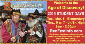 Ren Fest Campaign