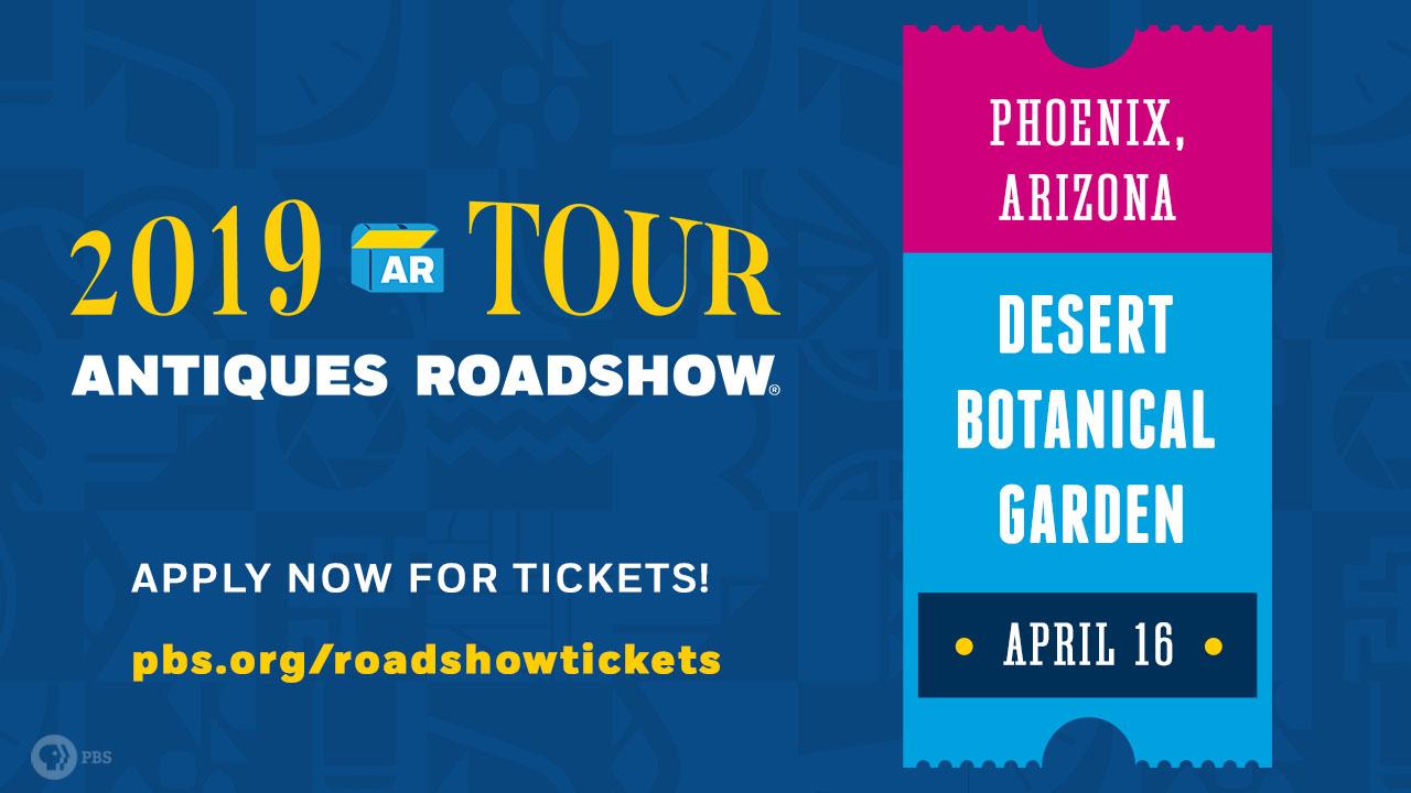 'Antiques Roadshow' announces 2019 visit to Phoenix's ...