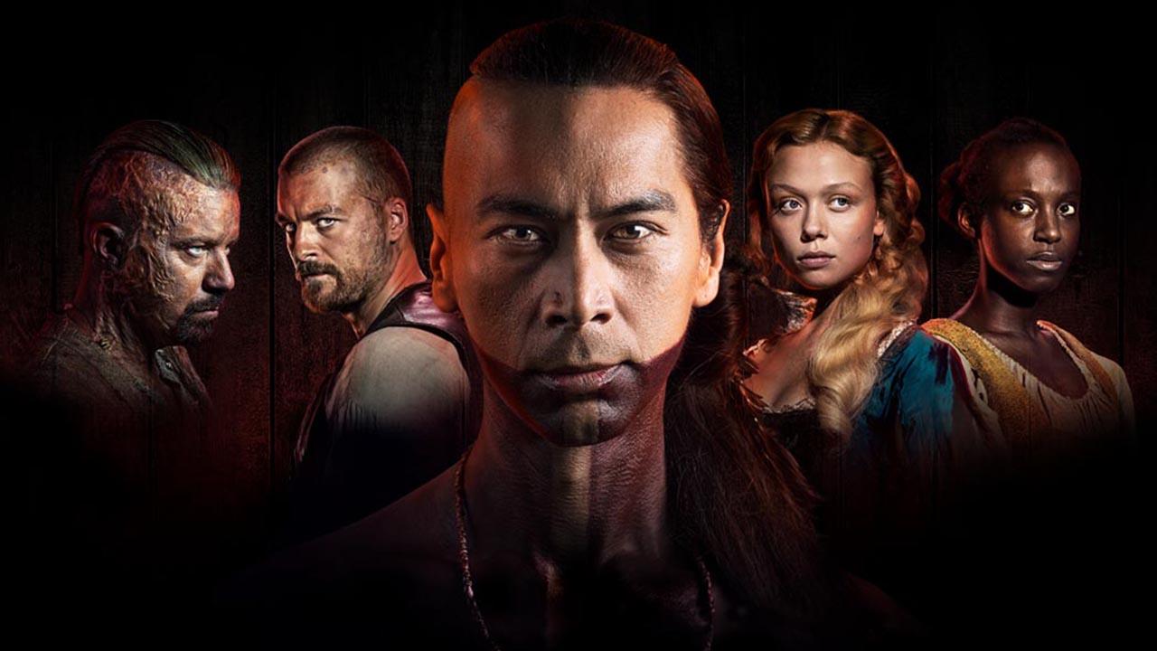 Jamestown season 2