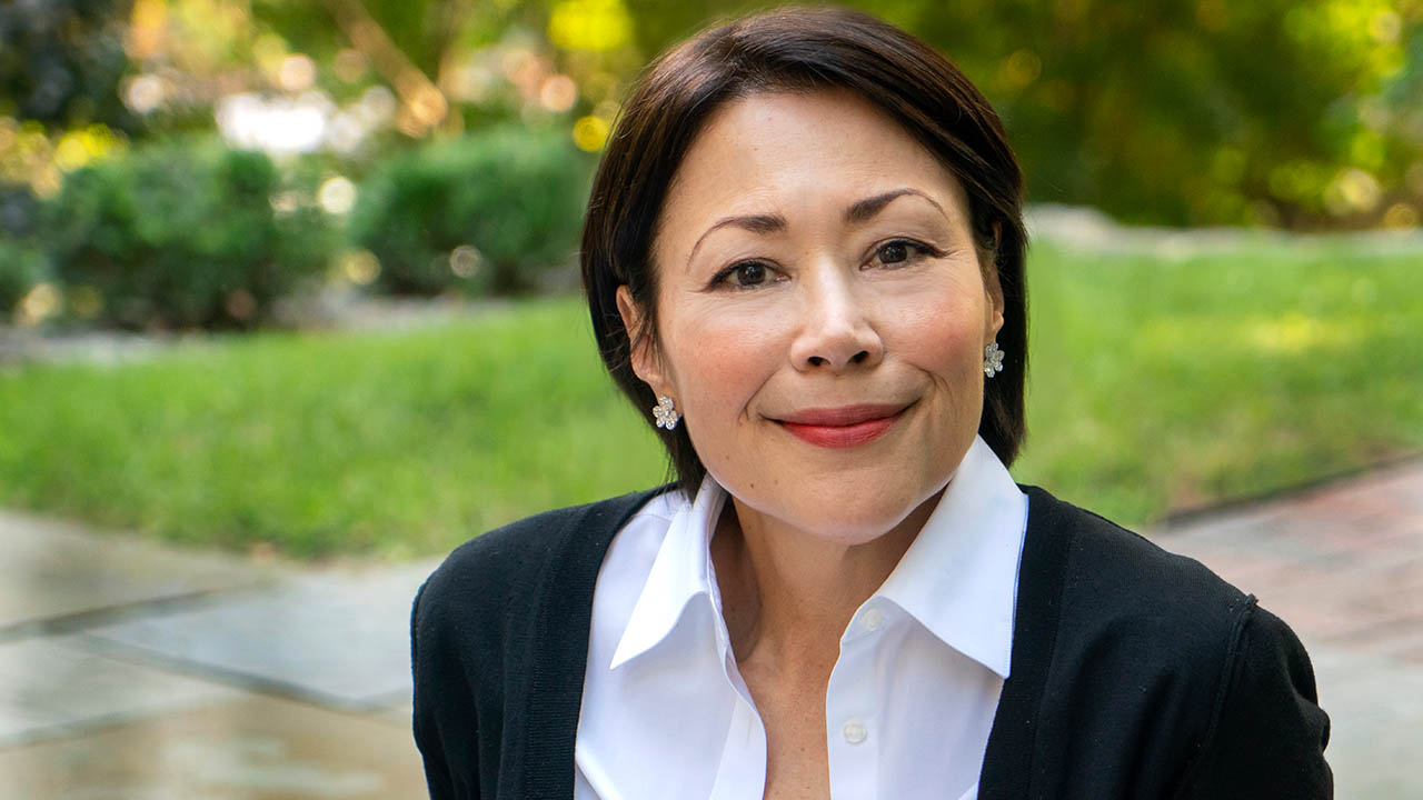 Executive Producer and Reporter Ann Curry. Photo courtesy of Stephanie Berger.