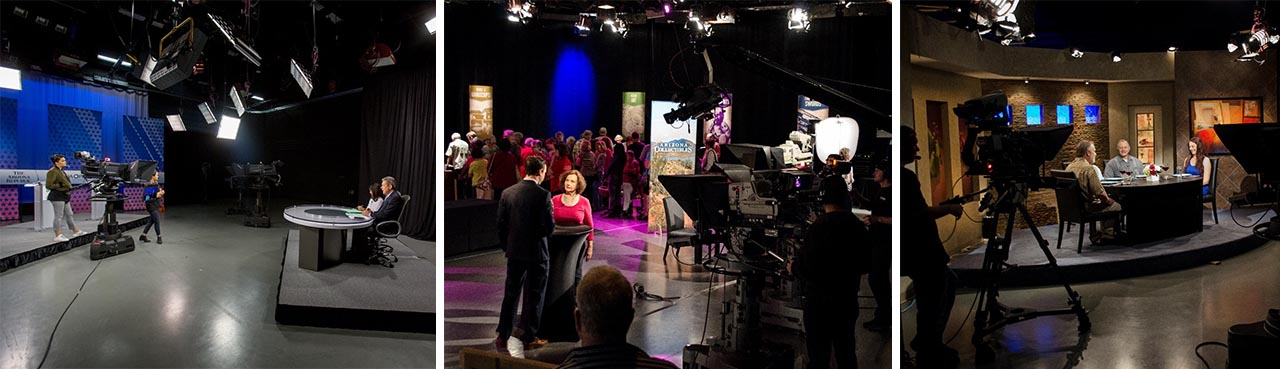 Arizona PBS studio