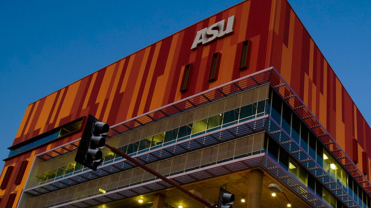 ASU's Walter Cronkite School of Journalism and Mass Communication