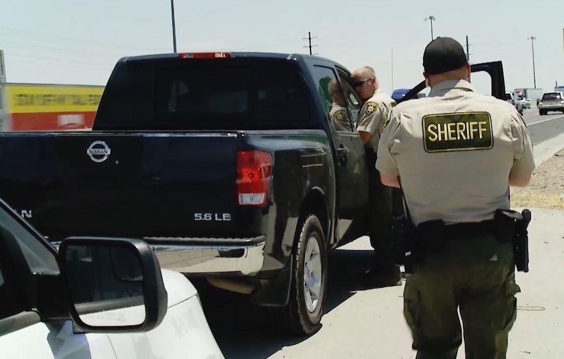 Pima County Sheriff's Department drug interdiction | Arizona PBS