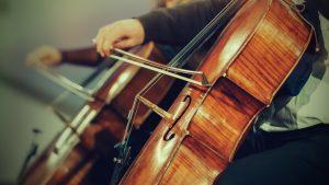 orchestra cello section
