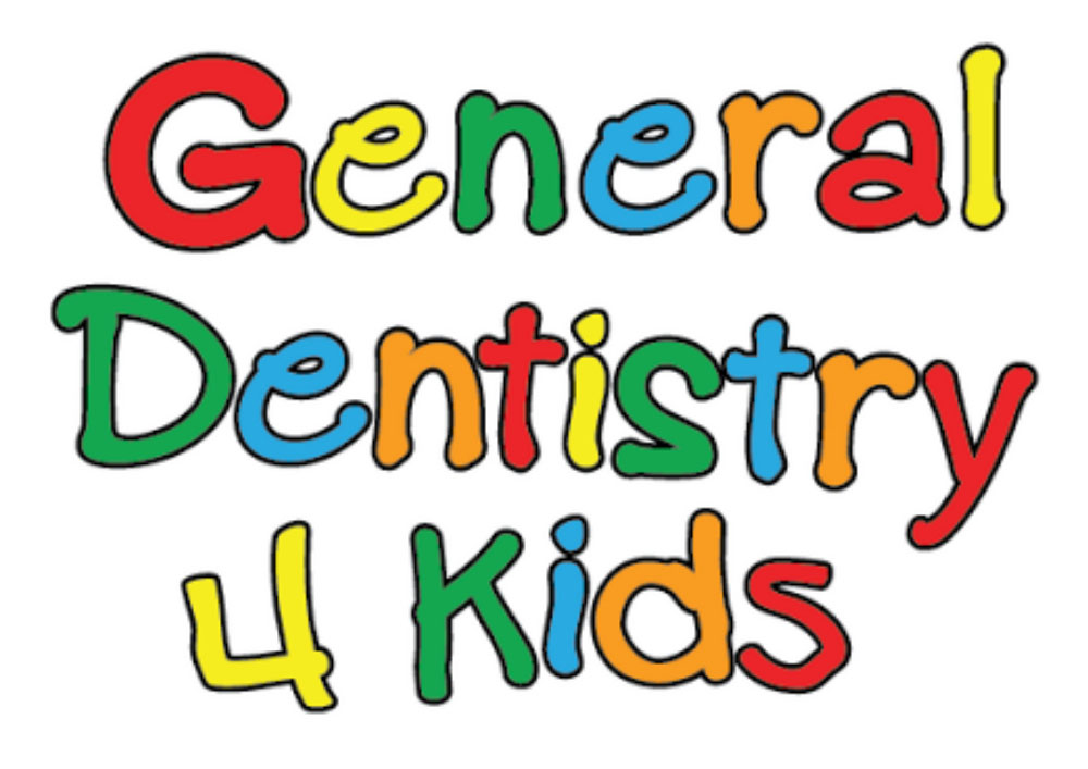 General dentistry for kids logo