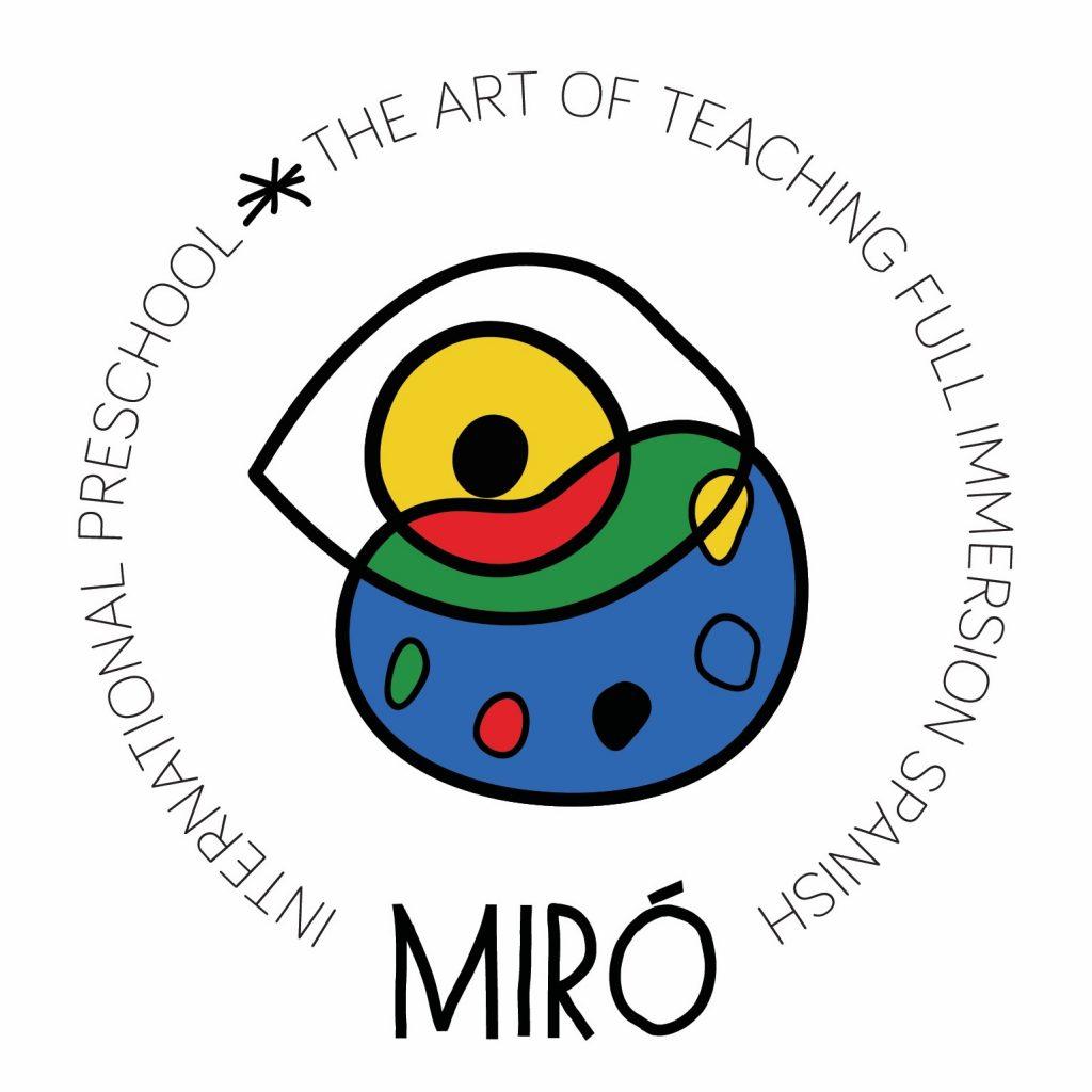 Miro international preschool logo