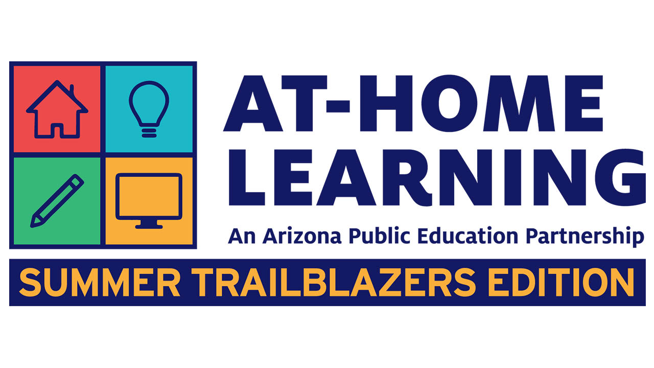 At Home Learning Summer Trailblazers Edition