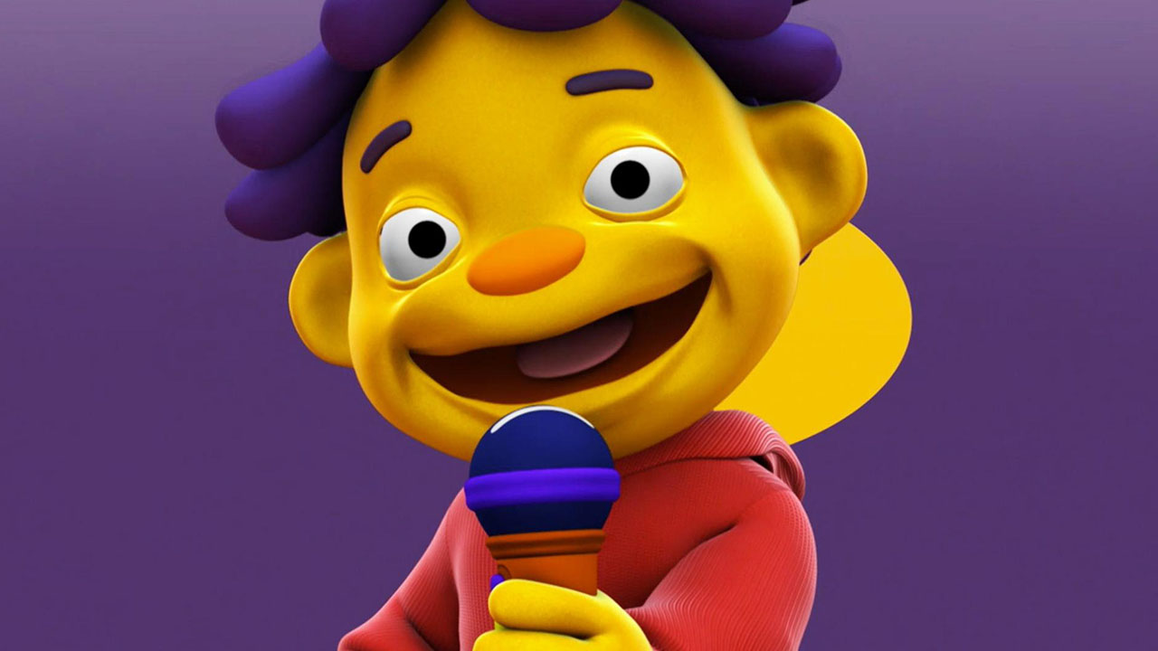 Sid the Science Kid zoomed in