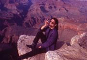 Robert Bonfiglio in Grand Canyon