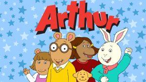 Arthur and friends
