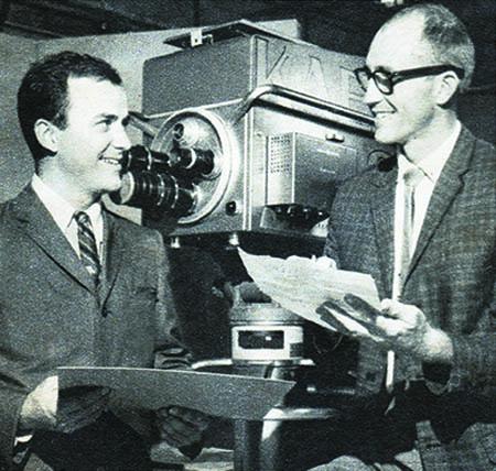 Glen Wilt and Guy Ueckert