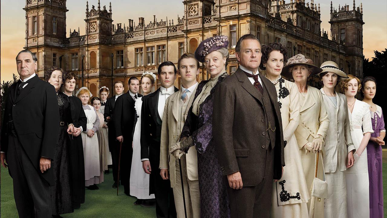 Downton Abbey season 1 cast