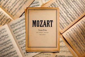 Mozart manuscripts
