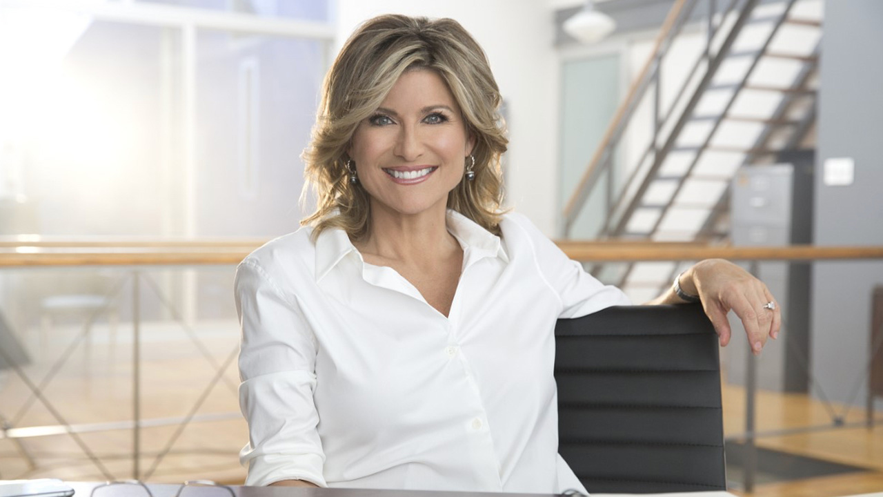 The Brain Revolution host Ashleigh Banfield