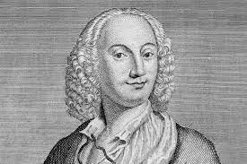Vivaldi sketched portrait