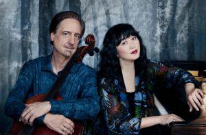 David Finckel and Wu Han portrait